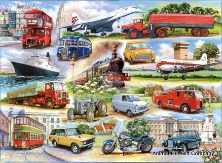 Golden Oldies 1000 Jigsaw Puzzle