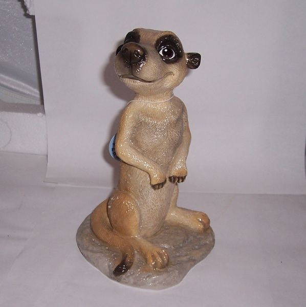Pets with Personality Merv the Meerkat
