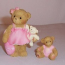 Cherished Teddies I Love Mum Mum Loves Me