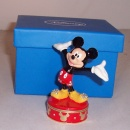 Mickey Mouse Disney Trinket Box