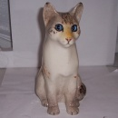Winstanley Cat Colour Point Siamese Sitting Size 3