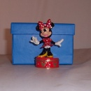 Minnie Mouse Disney Trinket Box