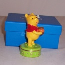 Winnie the Pooh with Bee Disney Trinket Box