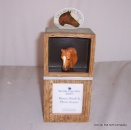 Pony Moneybox and Picture frame A21733