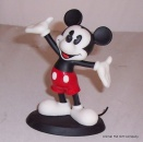 Cheerful as ever Mickey Mouse Figure A24352