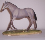 Best of Breed Tally Ho Hunter Horse Grey