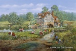 The Mill Stream 1000 Jigsaw Puzzle