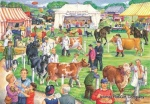 County Show BIG 500 Jigsaw Puzzle