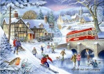 Winter Games 1000 Jigsaw Puzzle