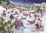 Sledging 1000 Jigsaw Puzzle