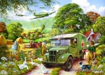 Land Girls 1000 Jigsaw Puzzle