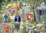 In The Garden Find the Differences 1000 Jigsaw Puzzle