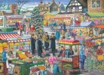 Festive Market Find the Differences 1000 Jigsaw Puzzle