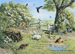 Hedgerow 1000 Jigsaw Puzzle