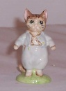 Beswick Beatrix Potter Tom Kitten